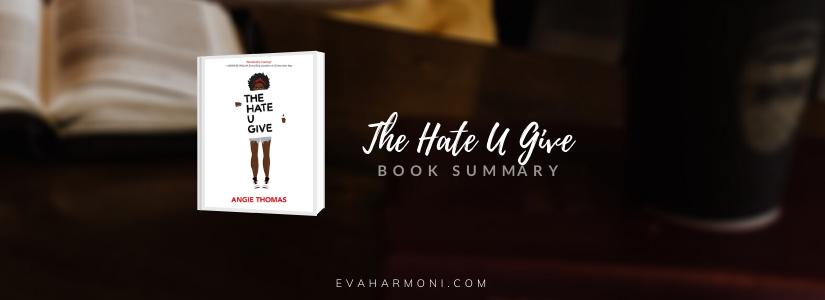 The Hate U Give by Angie Thomas (BookSummary)