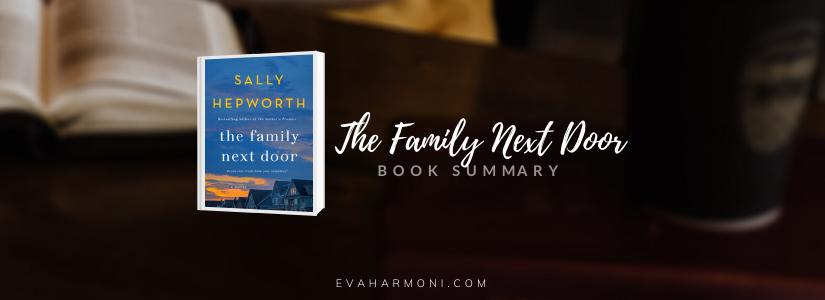 The Family Next Door by Sally Hepworth (BookSummary)
