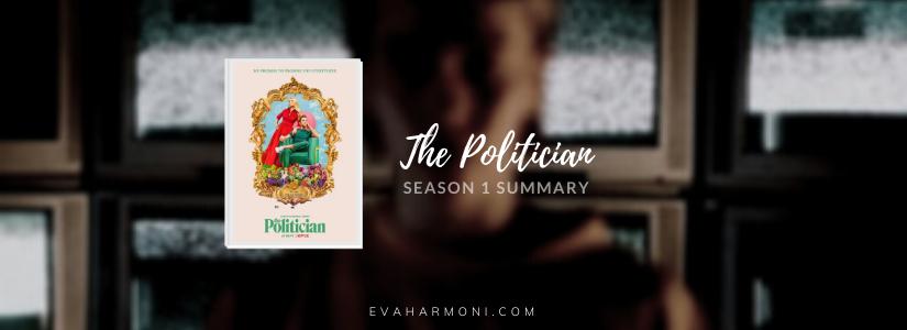 The Politician Season 1(Summary)