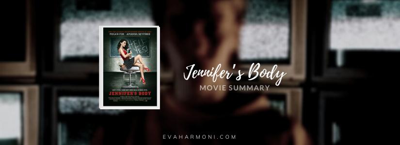 Jennifer's Body (Movie Spoiler/Summary)